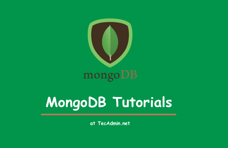 MongoDB Database Tutorial - Learn MongoDB