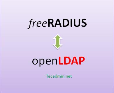 freeradius-with-openldap