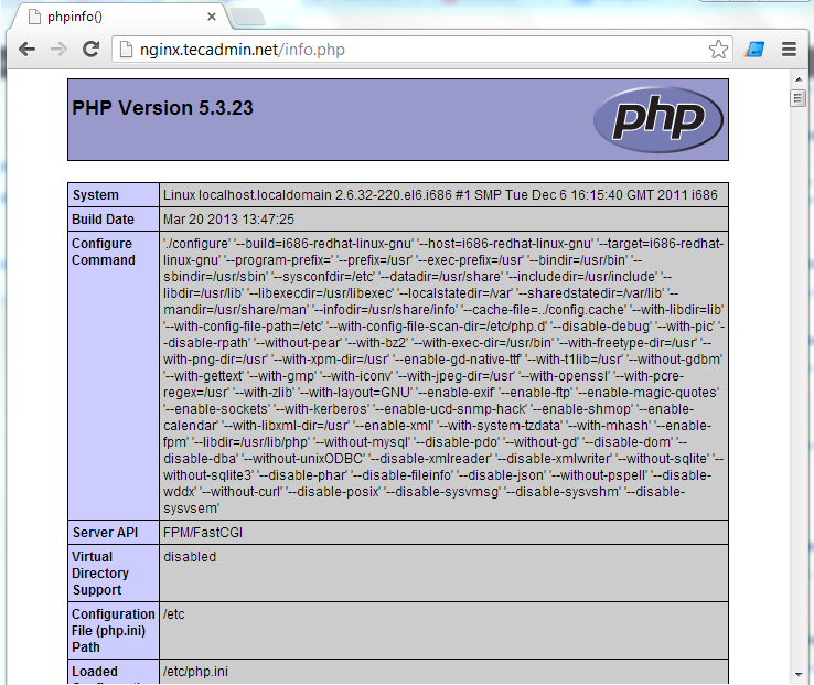 nginx-with-php