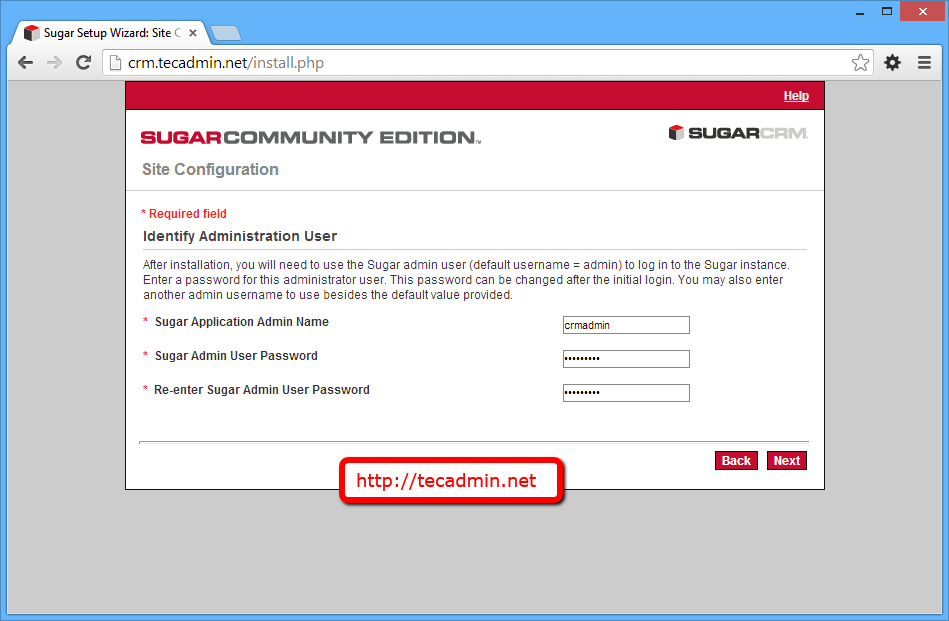 sugarcrm-install-step-7