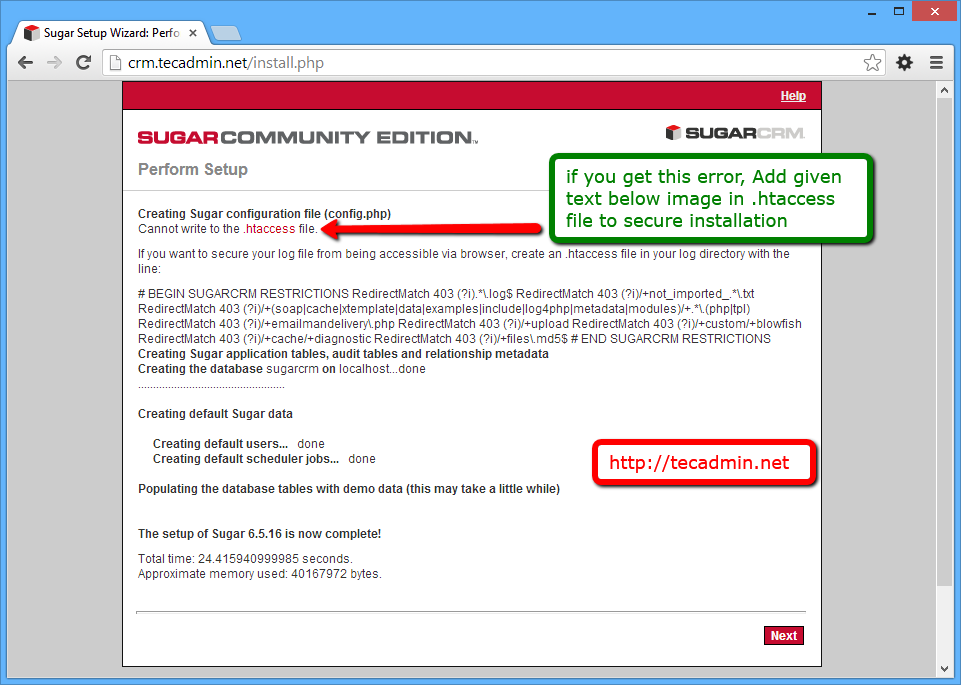 sugarcrm-install-step-9