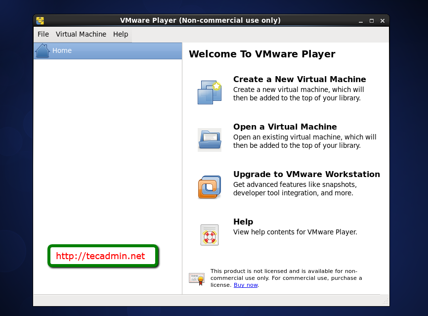 vmware-install-on-linux