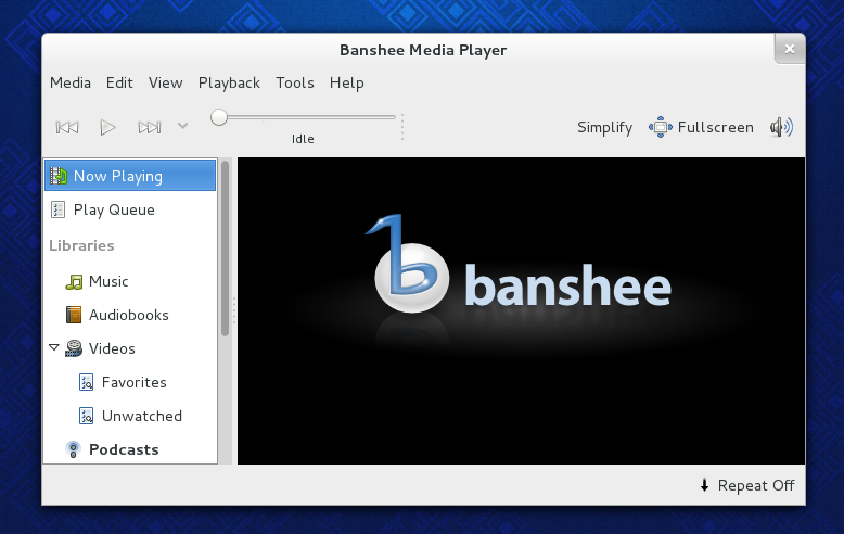 banshee-media-player