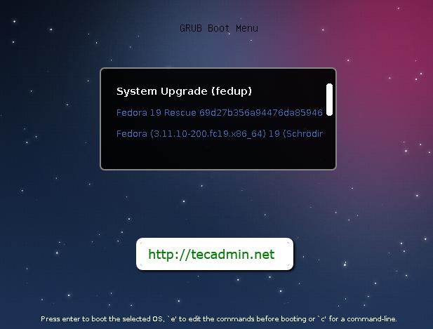 fedora-upgrade-step-1
