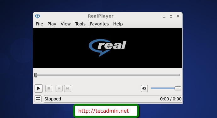 Top 5 Media Players For Linux System – TecAdmin