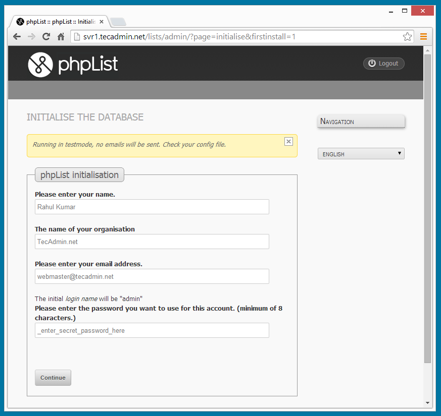 phplist-setup-2