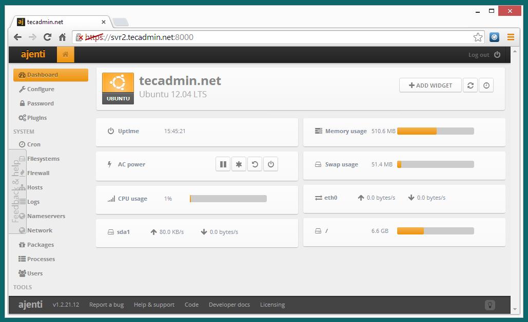 ajenti-dashboard-ubuntu