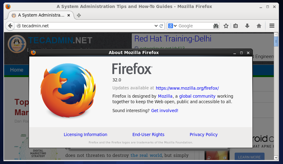 How to Install ... Install Firefox