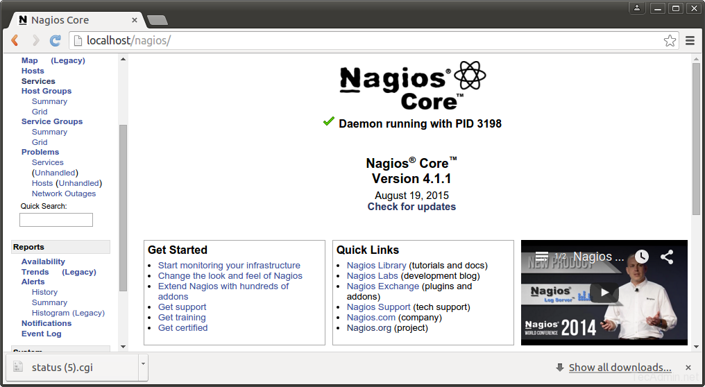 how to take os backup in centos