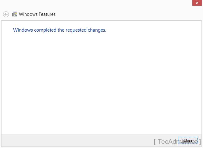 Install IIS on Windows 4