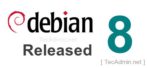 Debian 8 Released