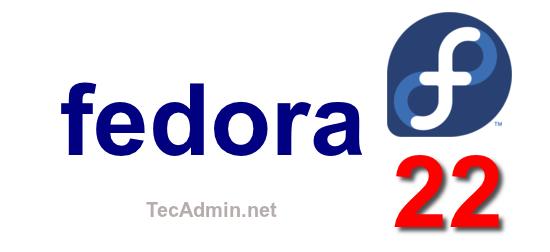 Fedora 22 Release