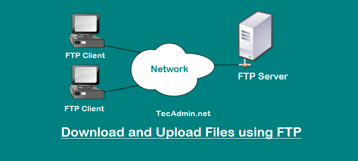 How to Download and Upload Files using FTP Command Line – TecAdmin