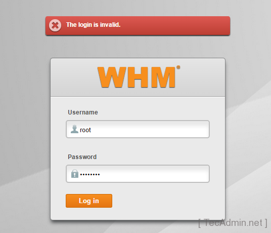 whm-invalid-login