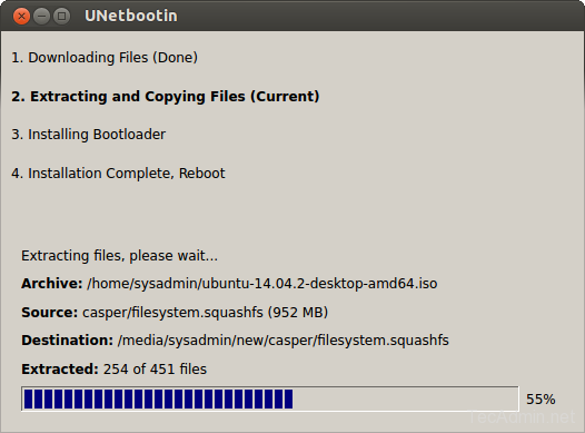 How to Create Bootable Linux USB using Ubuntu or LinuxMint