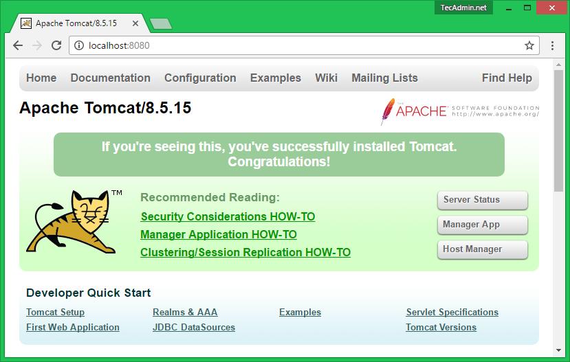 tomcat 8.5.6