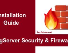 Install CSF firewall