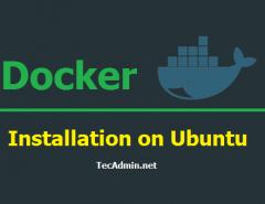 Docker on Ubuntu