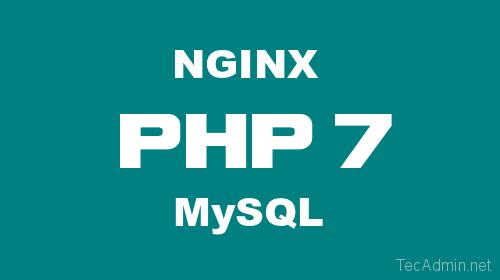 php7-nginx-mysql