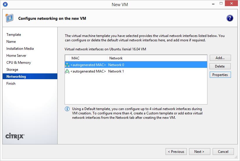How To Create Ubuntu 16 04 LTS VM in XenServer 6 2 - TecAdmin