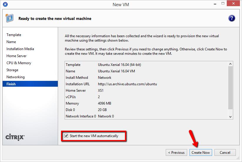 install-ubuntu-1604-in-xs-8