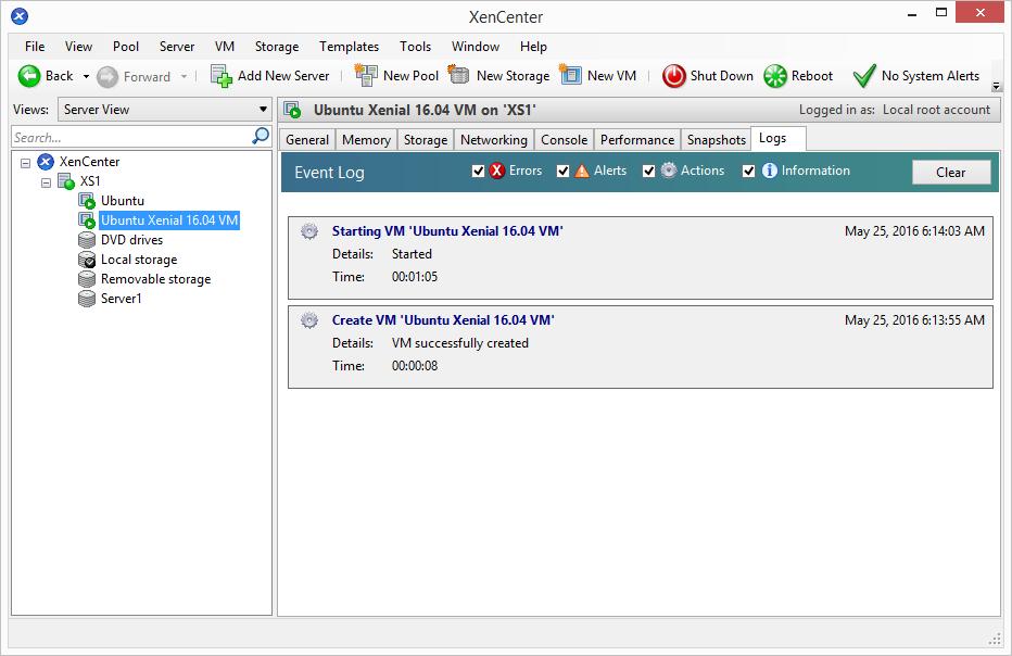 install-ubuntu-1604-in-xs-9