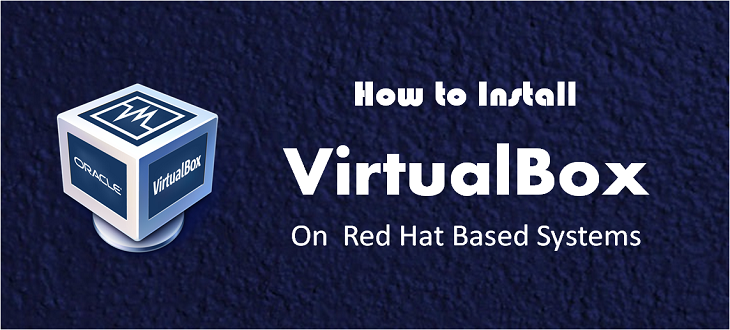 Install Oracle VirtualBox
