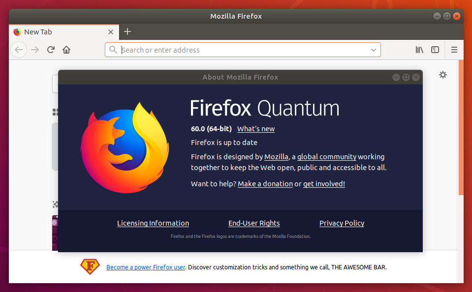 How To Install Firefox 67 on CentOS and Debian Systems - TecAdmin