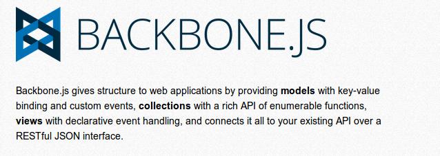 Backbone JS - Best Mobile JavaScript Framework