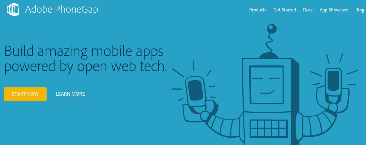 PhoneGap - Best Mobile JavaScript Framework