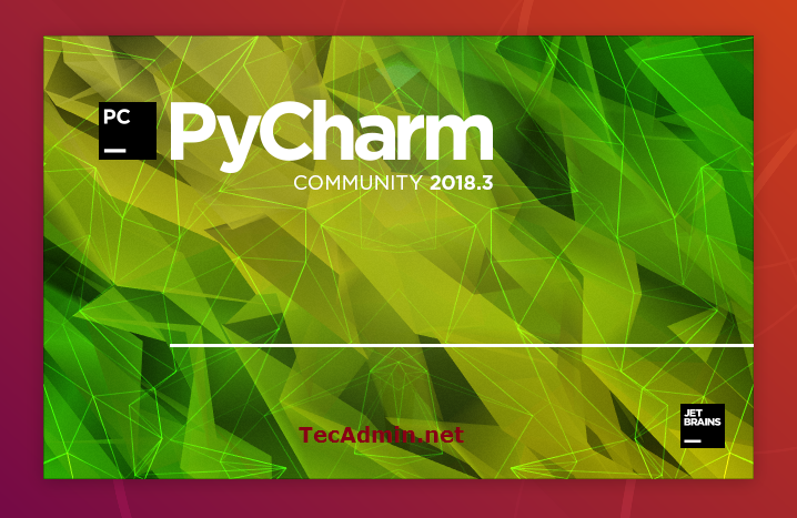 Pycharm community on Ubuntu