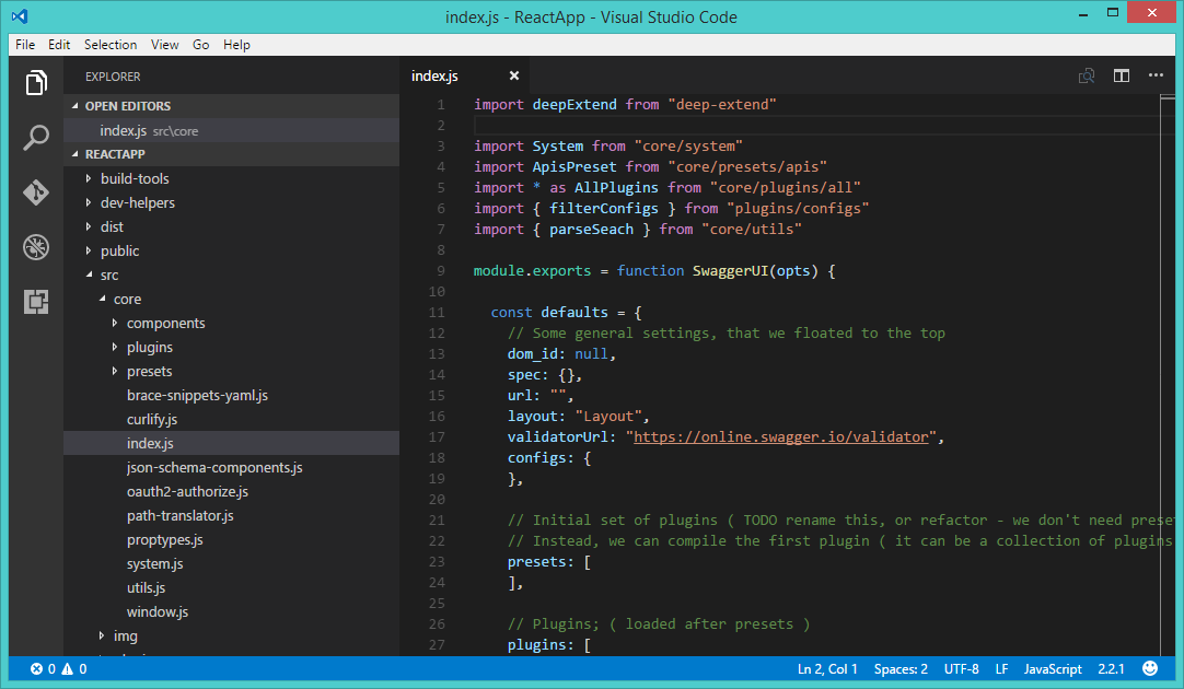 How to Install Visual Studio Code Editor in Fedora and