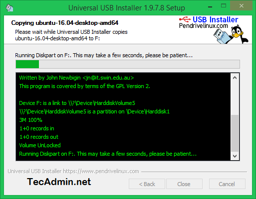 how to boot usb windows 7 install