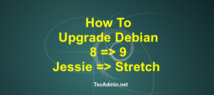 Upgrade Debian