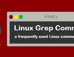 linux grep command tutorial