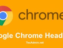Google Chrome Headless