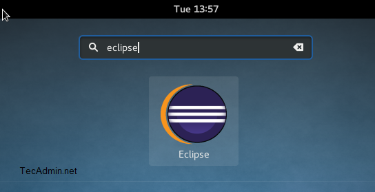 How To Install Eclipse 4 8 On Fedora 28-25 & CentOS/RHEL 7/6