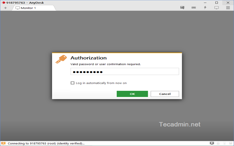How to Install AnyDesk on Ubuntu & LinuxMint (TeamViewer
