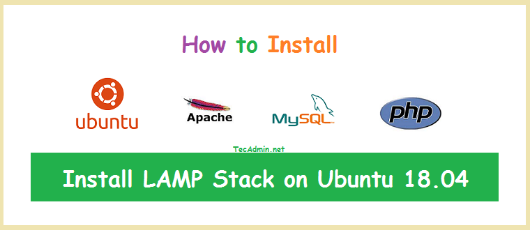 Install Lamp stack on ubuntu 18.04