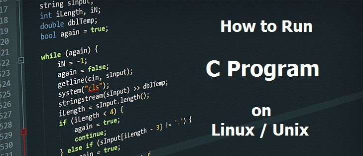 How To Compile And Run C/C++ Programs On Linux - TecAdmin