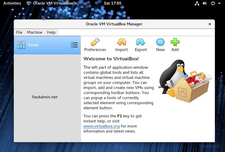 How To Install Oracle VirtualBox 6 0 on Fedora 30/29/28