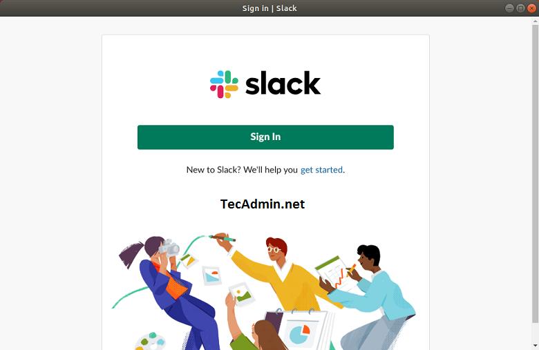Install Slack on Ubuntu