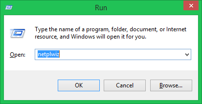 windows 8 autologin