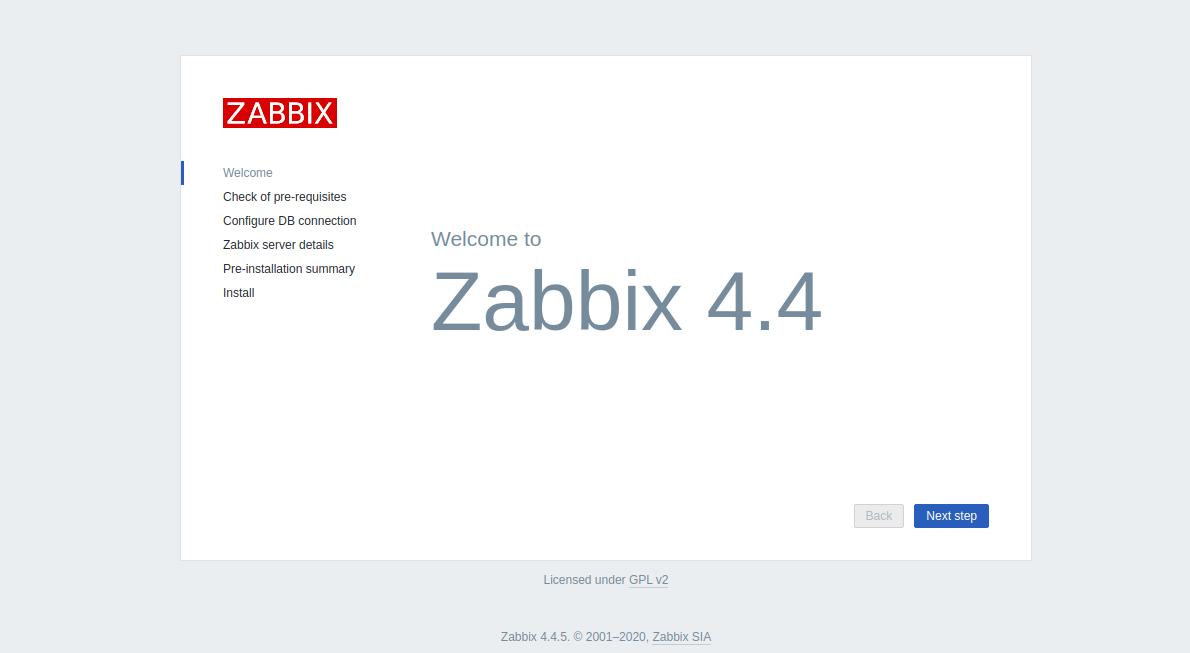 Step 1 - Install Zabbix CentOS 8