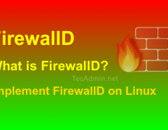 What is FirewallD in Linux