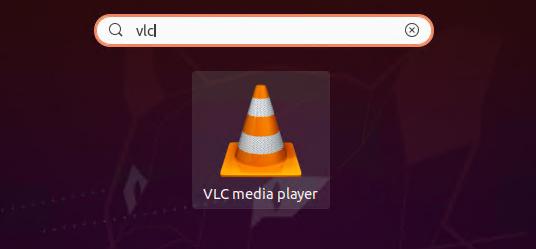 vlc on ubuntu 20.04