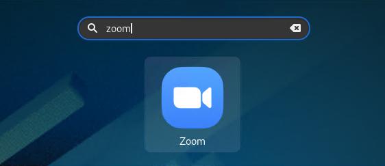install zoom fedora
