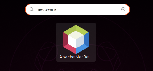 start netbeans on Ubuntu 20.04