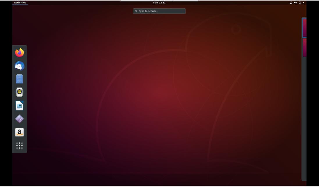 Setup VNC server on Ubuntu 18.04