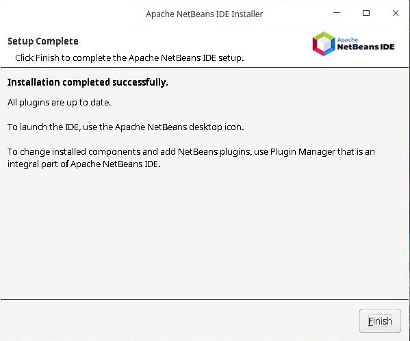 Installing netbeans on Fedora